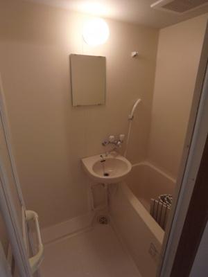 【浴室】グレイス吹上