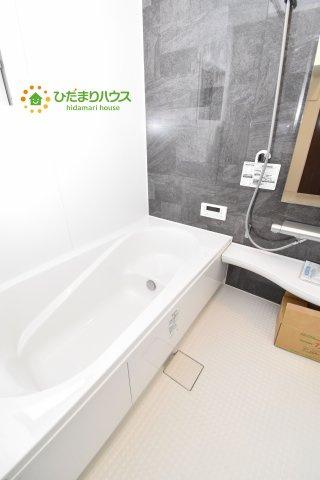 【浴室】上尾市小泉8丁目 新築一戸建て 03