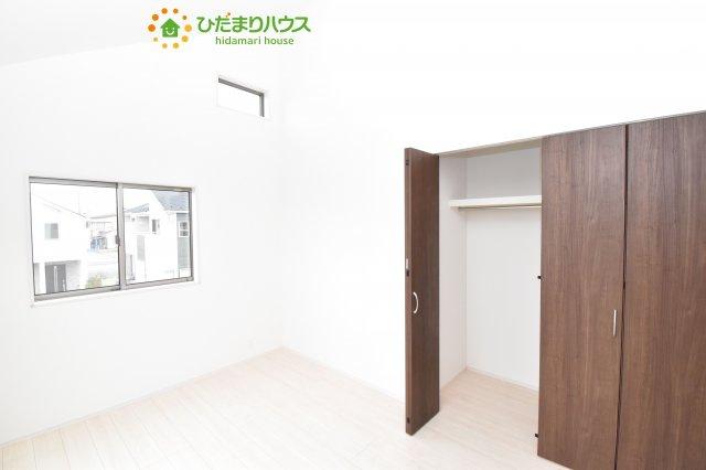 【収納】上尾市小泉8丁目 新築一戸建て 03