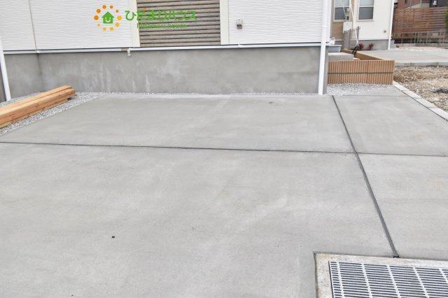 【駐車場】上尾市小泉8丁目 新築一戸建て 03
