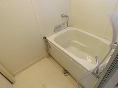 【浴室】ガーデンハイツⅠ