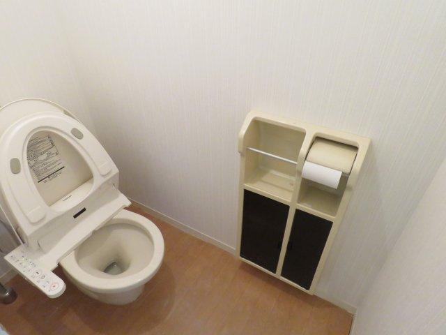【トイレ】ガーデンハイツⅠ