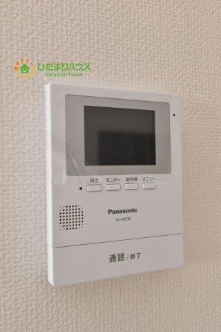 【セキュリティ】上尾市小泉8丁目 新築一戸建て 04