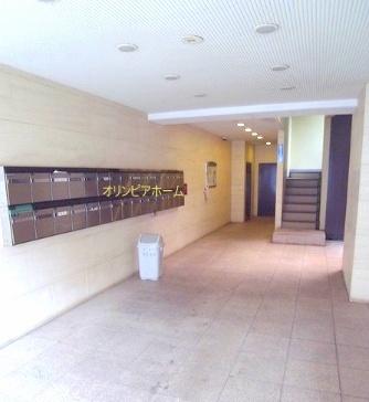 【エントランス】ライオンズマンション錦糸町第6 9階 最 上階 リ ノベーション済