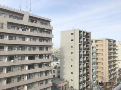 【展望】ライオンズマンション錦糸町第6 9階 最 上階 リ ノベーション済