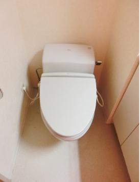 【トイレ】アサンブレ恵比寿