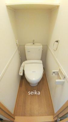 【トイレ】レオパレスコウキ