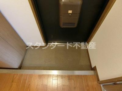 【玄関】新梅田プライム