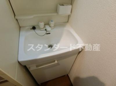 【洗面所】新梅田プライム