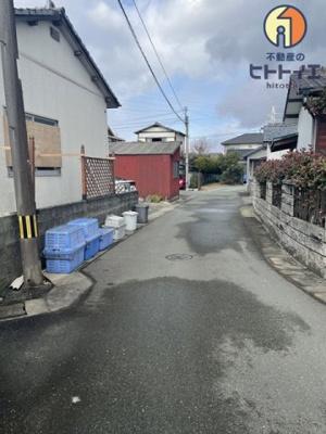【外観】柳川市隅町 (売地)