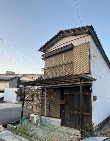 【外観】高知市長尾山建物付き土地