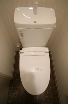 【トイレ】ジアコスモ大阪イーストゲート