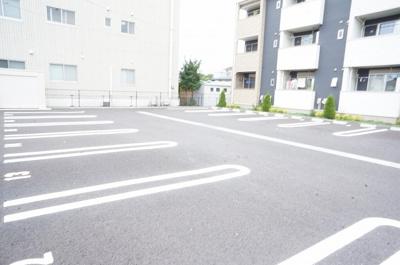 【駐車場】木村ロイヤルマンションⅦ