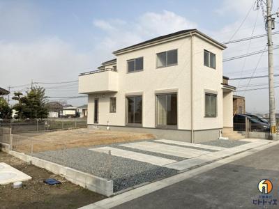 【外観】筑後市富久建売住宅
