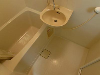 【浴室】ヴィラ神戸3