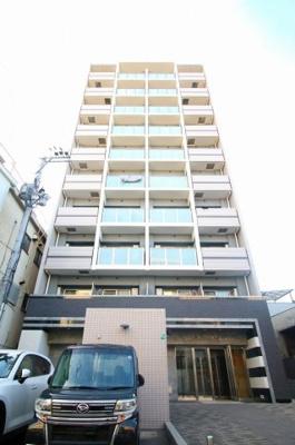 【外観】ジアコスモ大阪城南Ⅱ