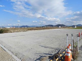 【外観】近江八幡市日吉野町【5区画】3号地 売土地