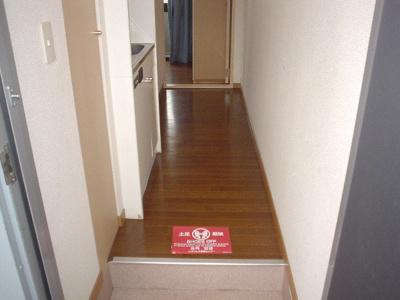 【玄関】エムティ逢坂