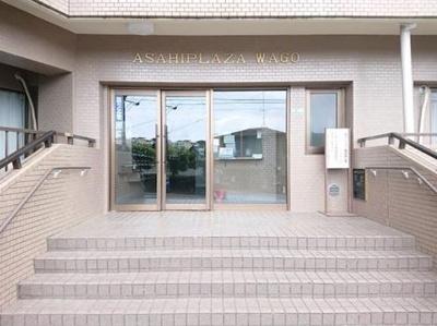 【外観】朝日プラザ浜松和合