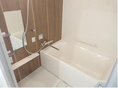 【浴室】朝日プラザ浜松和合