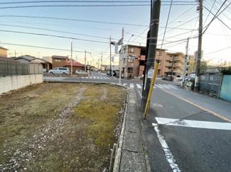 千葉市若葉区貝塚町 土地 千葉駅 千葉市中心部へとつながる51号線。お車でのアクセス良好です。