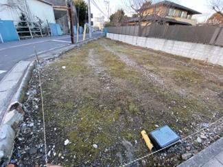 千葉市若葉区貝塚町 土地 千葉駅 上下水道引き込み済み。工事費用を抑えられます。