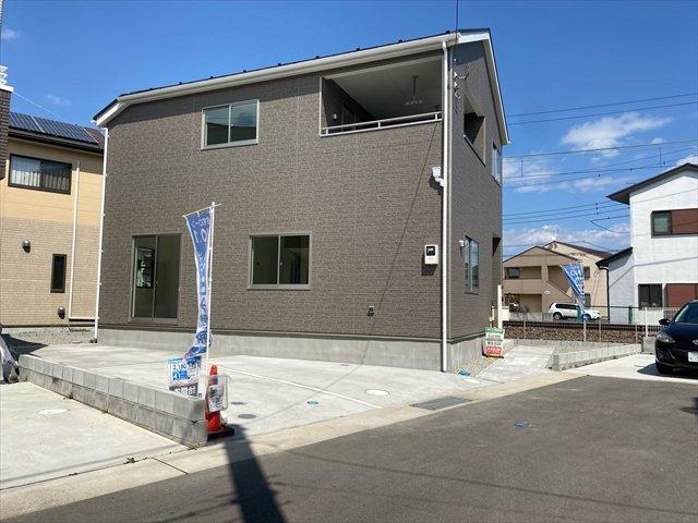 【外観】新築一戸建て「南足柄市和田河原第15」全1棟