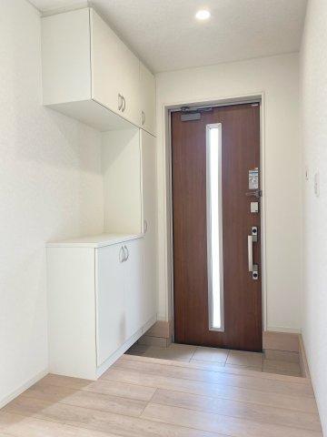 【玄関】【平屋住宅】新築一戸建て「松田町神山第7」全2棟/残1棟