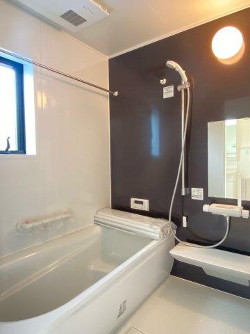 【浴室】新築一戸建て「山北町岸第9」全2棟/残1棟