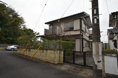 【外観】横浜市金沢区東朝比奈1丁目 戸建