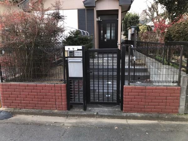 【玄関】守谷市松ケ丘6丁目 中古一戸建て