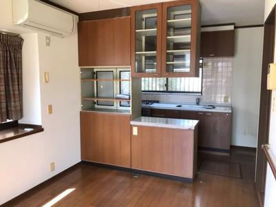 【キッチン】守谷市松ケ丘6丁目 中古一戸建て