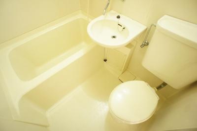 【浴室】サンモール