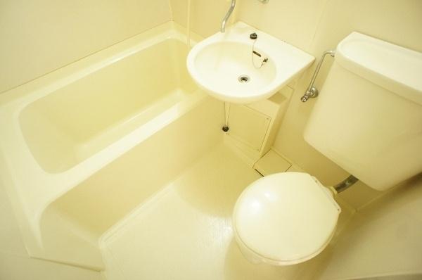 【浴室】■サンモール
