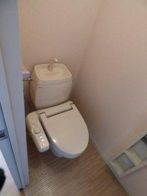 【トイレ】クレセントD