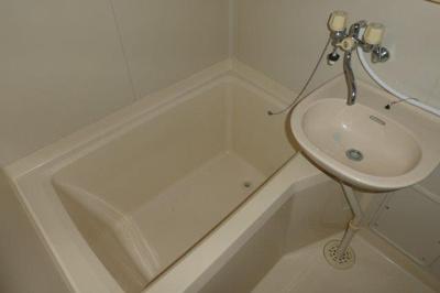 【浴室】キッコウハイネスA