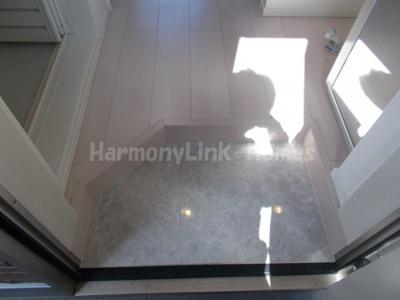 ハーモニーテラス高松Ⅱのきれいな玄関です(別部屋参考写真)