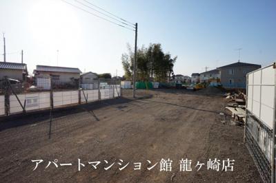 【外観】仮)阿見町阿見新築アパートB棟