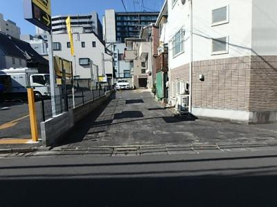 【外観】四谷左門町戸建て