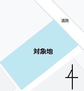 土地図です