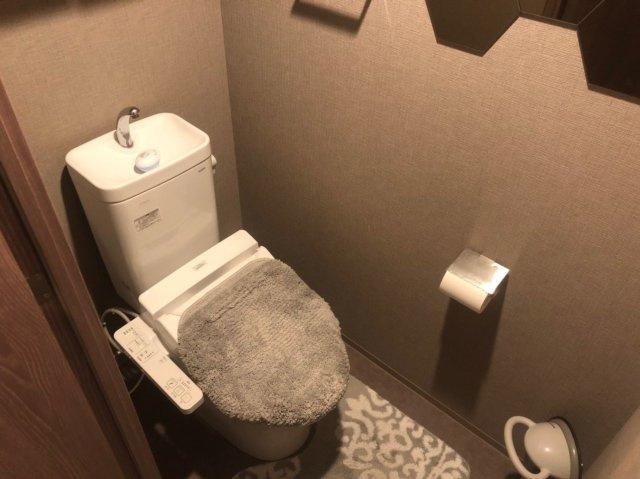 【トイレ】グランドパレス上新庄小松