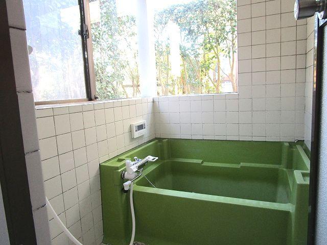 【浴室】大野城市宮野台戸建