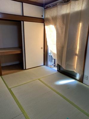 【和室】ハウス大森