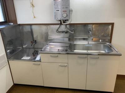 【キッチン】ハウス大森