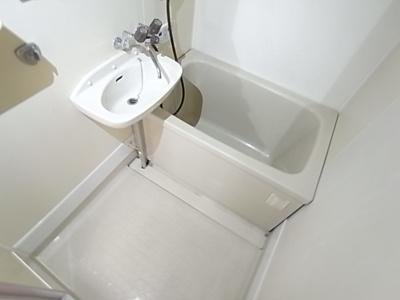 【浴室】ロングアイランドヒルツ