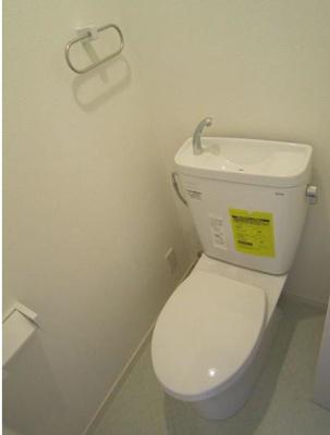 【トイレ】ポルトボヌール山手(幸せの入り口)