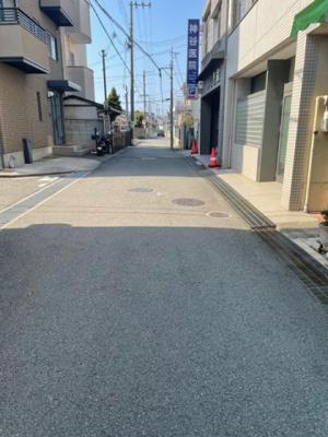 【前面道路含む現地写真】【中古戸建】西和中学校区・54264