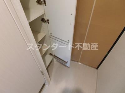 【玄関】エスリード福島シティグランツ