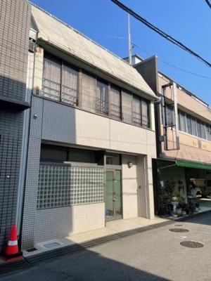 【外観】【売地】西和中学校区・56646