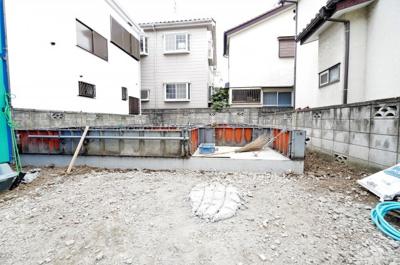 【外観】屋上庭園のある新築戸建て さいたま市桜区町谷2丁目